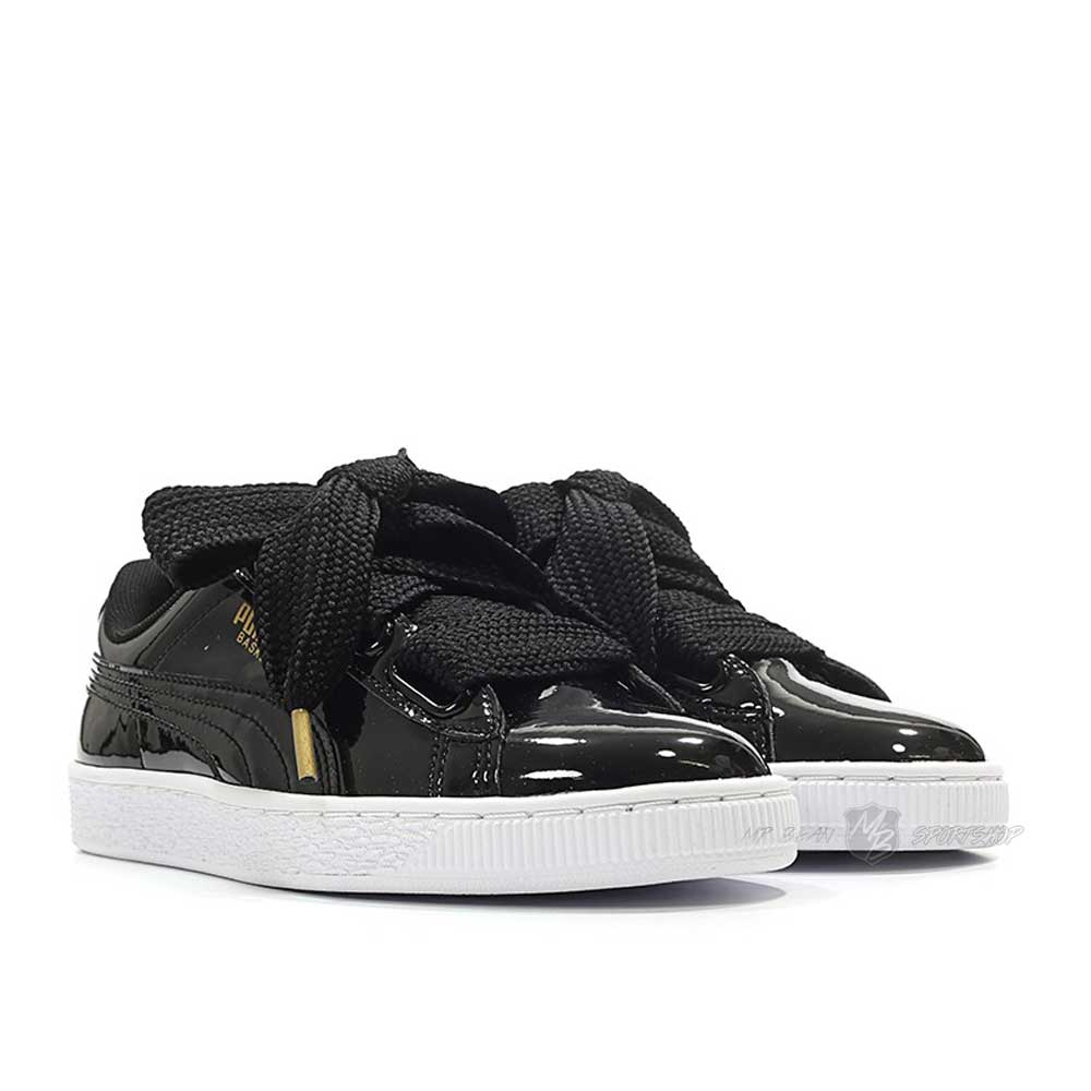 info for 1b672 05d1d PUMA BASKET HEART PATENT WN'S - 363073-01